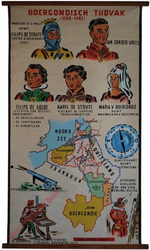 Boergondisch tijdvak (1384-1482)